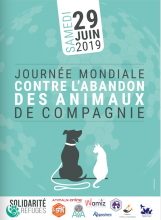 World Day against Pet Abandonmet poster