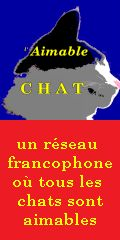 l'Aimable Chat site francophone
